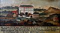 Fuchsberg Schloss Ausschnitt Votivtafel 1796.JPG