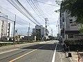Fukuoka Prefectural Road No.504 near Hakata Senior High School 2.jpg