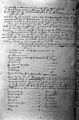 Full page of manuscript concerning Welsh medicine Wellcome M0003552.jpg