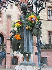 Gänseliesel-Brunnen Göttingen