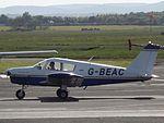 G-BEAC Piper Cherokee 28-140 (27013238826).jpg