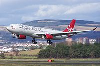 G-VSXY - A333 - Virgin Atlantic Airways