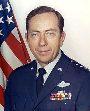 George J. Eade - General George J. Eade, Deputy Commander in Chief, United States European Command
