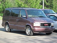 1998 gmc safari van
