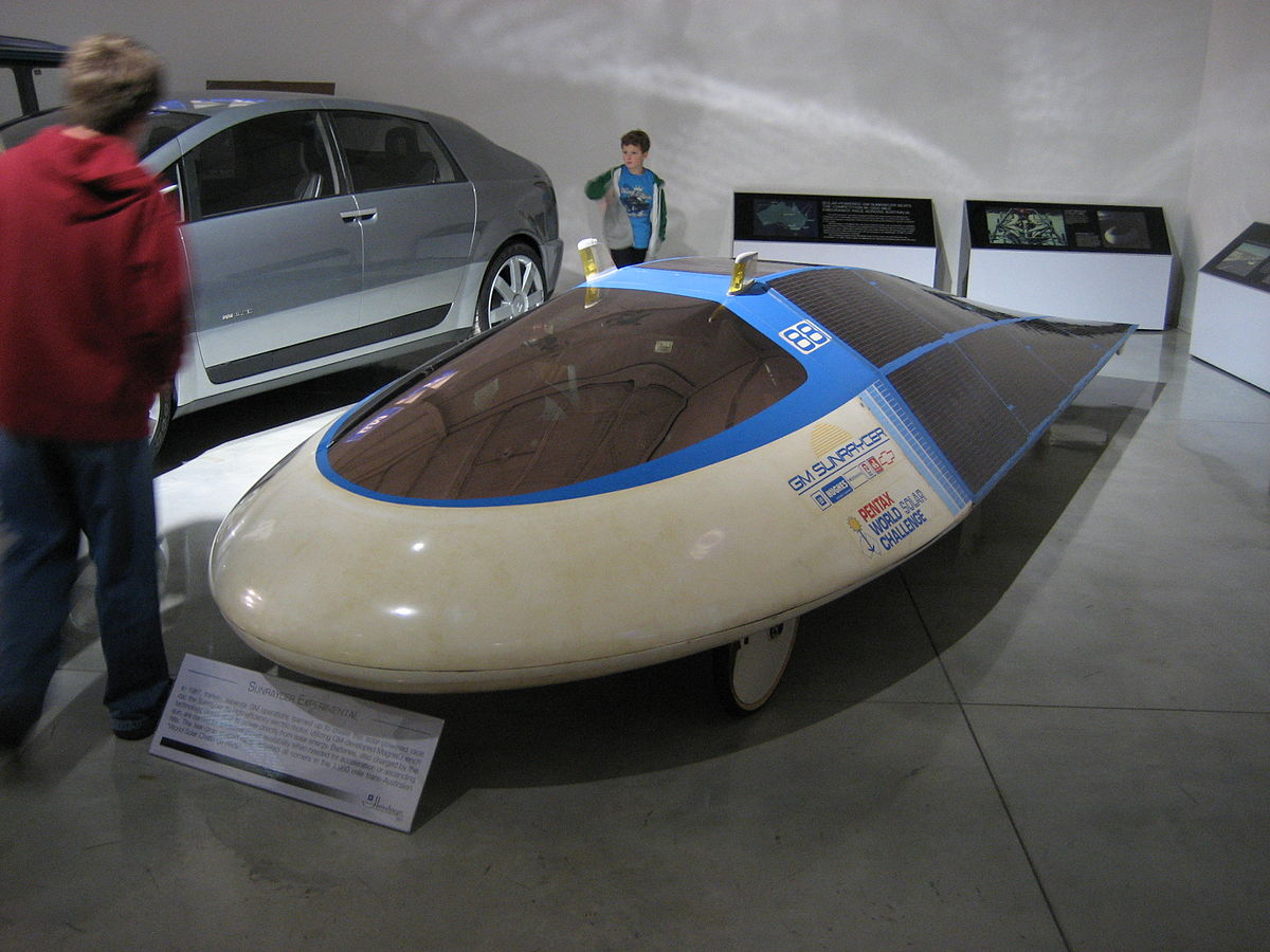 Solar Powered Car Price