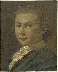 Zelfportret van Gabriël van Rooyen