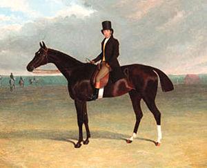 Galata (horse) - Galata by John Frederick Herring, Sr.
