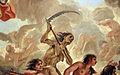 Galleria di luca giordano, 1682-85, inferi 04 morte.JPG