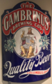 Gambrinus Porcelain Sign.png