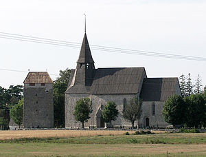 Gammelgarn Church