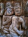 Gandavyuha - Level 3 Balustrade, Borobudur - 029 East Wall (8602507944).jpg