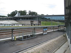 gare de besan on franche comt tgv wikip dia. Black Bedroom Furniture Sets. Home Design Ideas