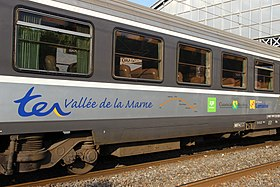 image illustrative de l'article TER Vallée de la Marne