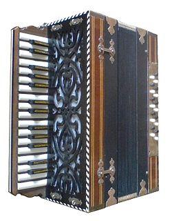 Georgian accordion