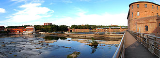Garonne - The Garonne at Toulouse.