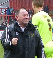 Gary Johnson (footballer) - Yeovil Town manager.jpg