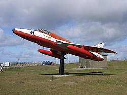 Gate Guardian of RAF Valley - geograph.org.uk - 737274.jpg