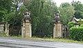 Gates near Stockcross-geograph-2285158.jpg