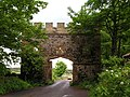 Gateway, Dunstan village - geograph.org.uk - 69670.jpg