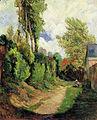 Gauguin 1884 Le Chemin creux.jpg