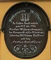 Gedenktafel Günther Mittergradnegger, Millstatt, Kärnten.jpg