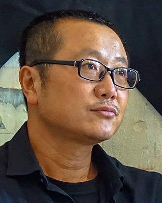 Liu Cixin - Image: Geek Bar Tor authors event Cixin Liu (18397919319)