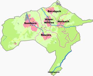 Freigericht - Constituent communities