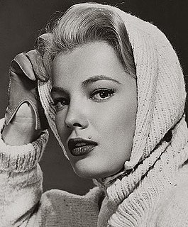 Gena Rowlands American actress