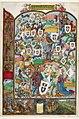 Genealogia dos Reis de Portugal (BL Add MS 1253) - f.9r.jpg