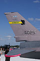 General Dynamics F-16A Fighting Falcon 78-0025 Block 5 GMB RTail TICO 16March2014 (14662416411).jpg