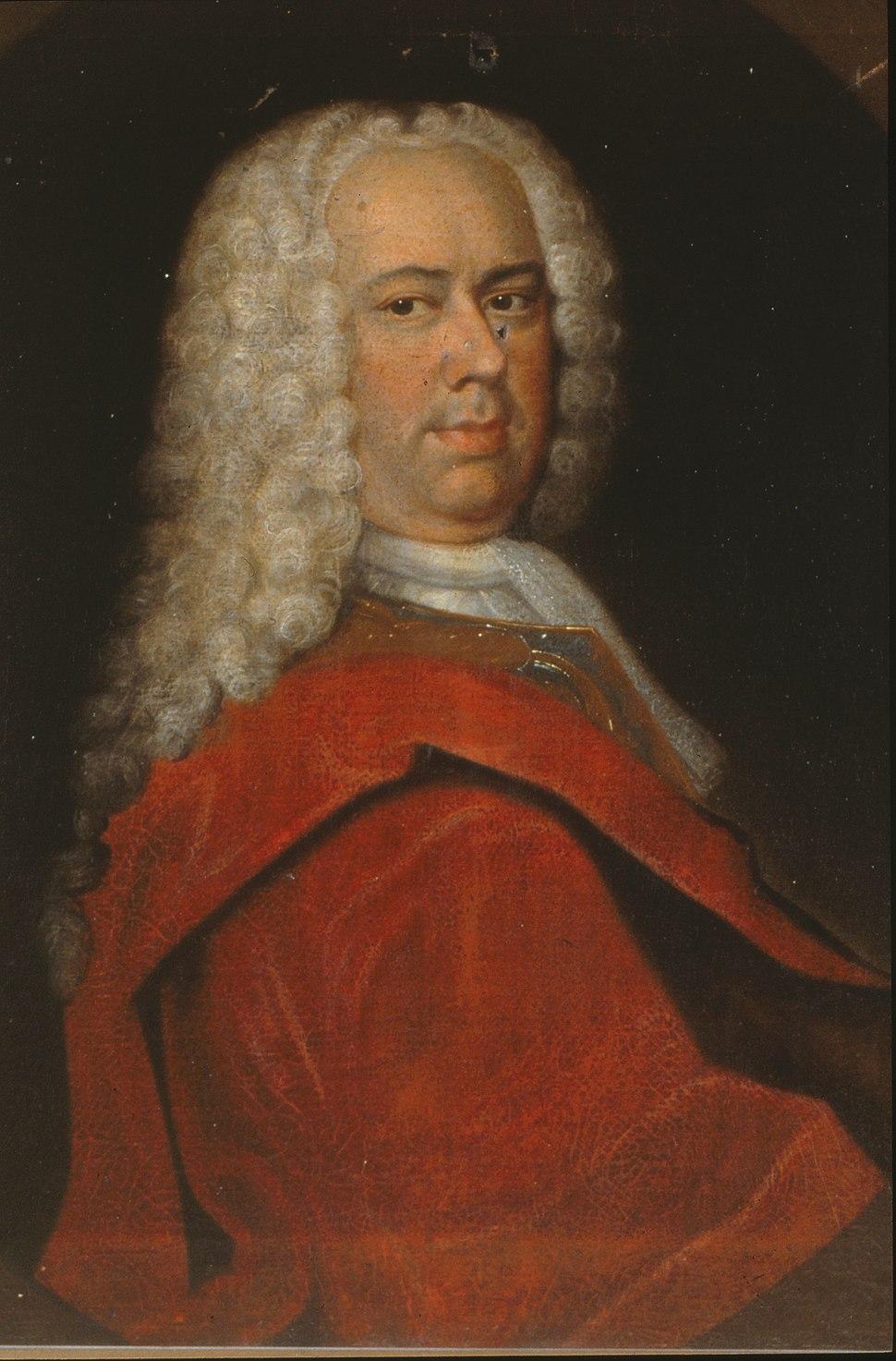 General Johan Wibe (1637 - 1710)