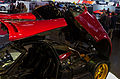 Geneva MotorShow 2013 - Pagani Huayra red opened rear.jpg