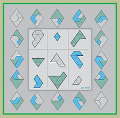 A geometric magic square. Geomagic square - Diamonds.jpg