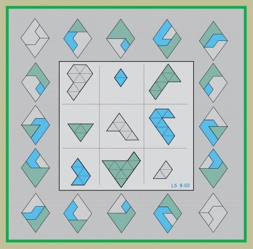 Magic square - Howling Pixel