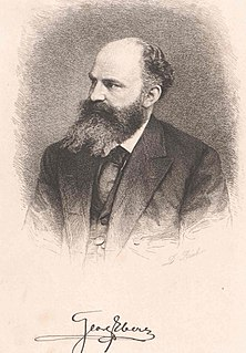 Georg Ebers German egyptologist and novelist