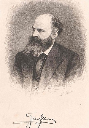 Ebers, Georg (1837-1898)