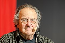 Description de l'image Georg Riedel at Göteborg Book Fair 2013 01.jpg.