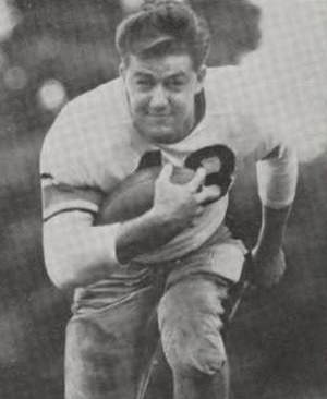 George Papach - Papach pictured in Debris 1947, Purdue yearbook