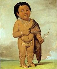 Tcha-aés-ka-ding, Grandson of Buffalo Bull's Back Fat