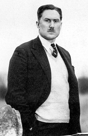 George Eyston - George Eyston in 1931