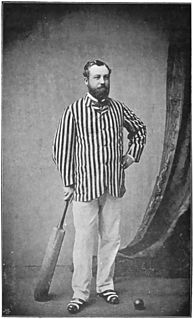 George Freeman (cricketer) English county cricketer