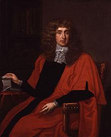 George Jeffreys, 1st Baron Jeffreys of Wem by William Wolfgang Claret.jpg