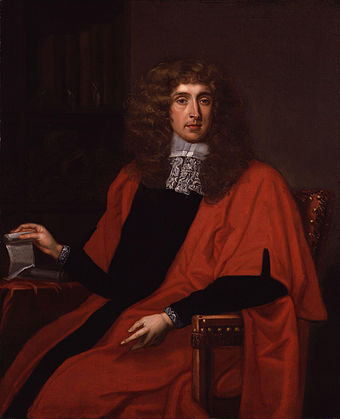 Judge Jeffreys George Jeffreys, 1st Baron Jeffreys of Wem by William Wolfgang Claret.jpg