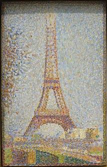 Representation De La Tour Eiffel Dans L Art Et La Culture Wikipedia