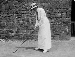 Georgianna Bishop - Georgianna Bishop in 1914