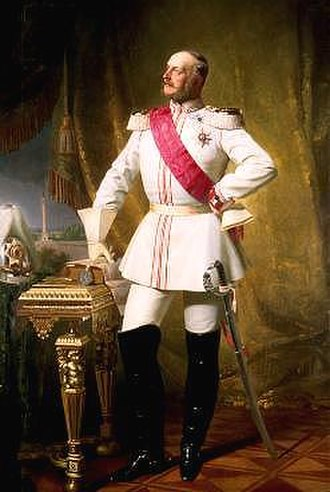 King of Hanover - George V