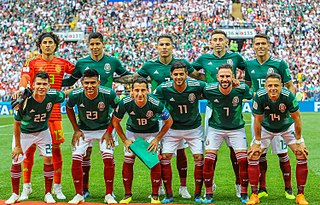 Mexico at the FIFA World Cup