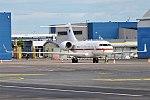 German Air Force, 14+01, Bombardier BD-700 Global 5000 (35494627550).jpg