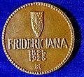 German Medal FRIDERICIANA 1825 1925 Karlsruhe, reverse.jpg