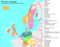 Germanic Languages Map Europe.png